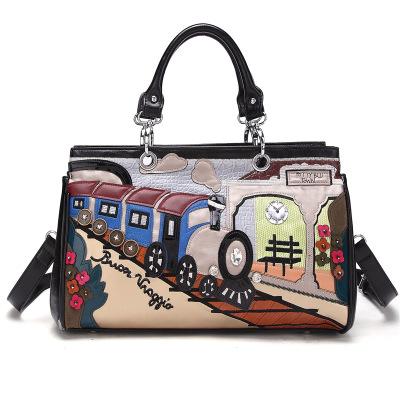 Женская сумка Приходящий поезд