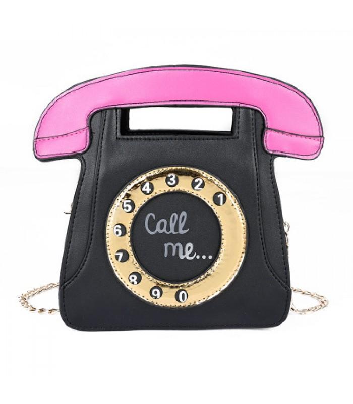 Купить Женская сумка телефон ретро
