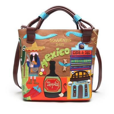 Женская сумка Мексиканец