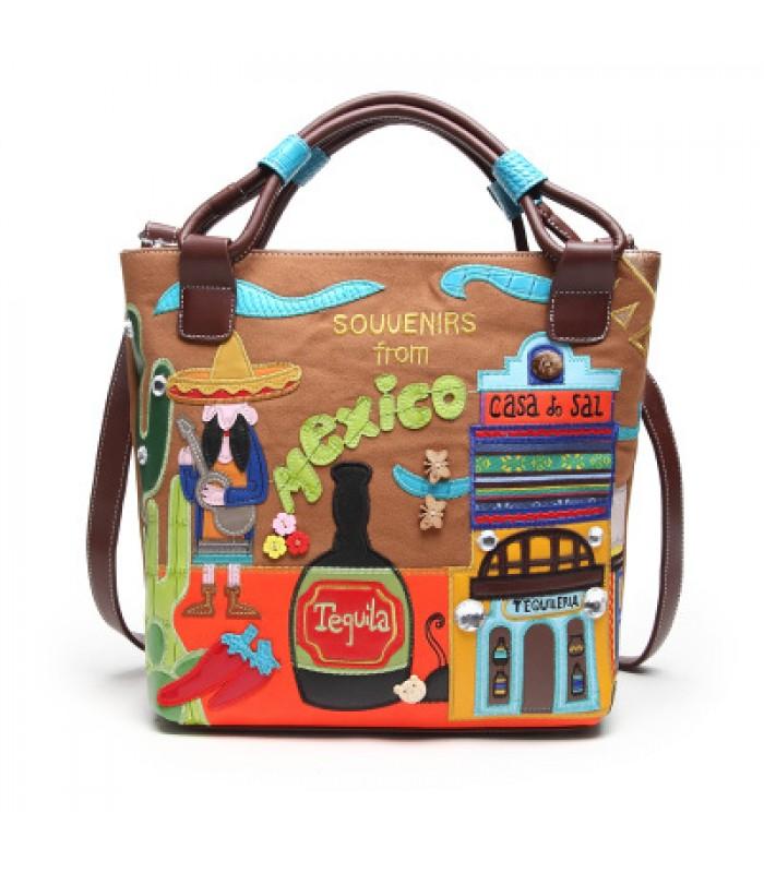 Купить Женская сумка Мексиканец