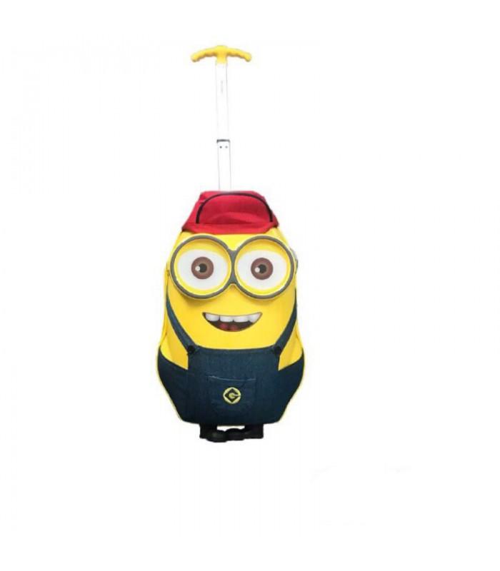 Купить Детский чемодан Minions Travel