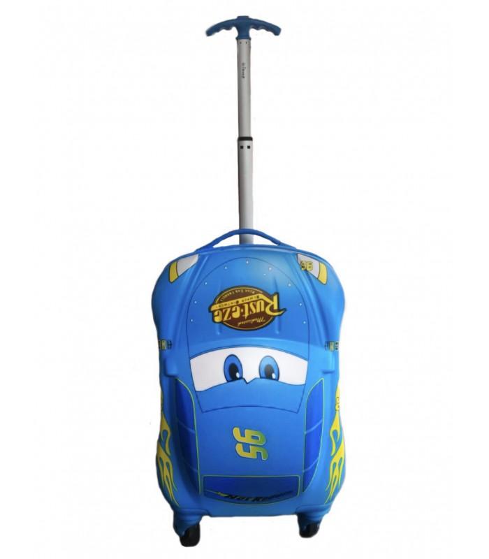 Купить Детский чемодан Cars McQueen