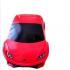 Детский чемодан Lamborghini Huracan red - фото 3