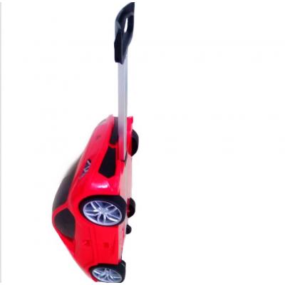 Детский чемодан Lamborghini Huracan red