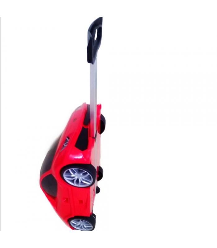 Купить Детский чемодан Lamborghini Huracan red