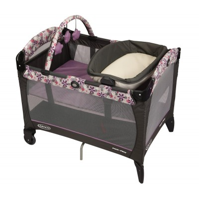 Манеж Graco pack 'n play playard Reversible Napper & Changer LX