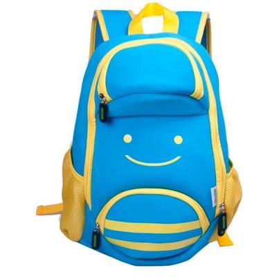 Детский Рюкзак Пчела Голубой