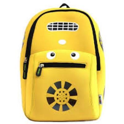 Детский Рюкзак Машина Желтый