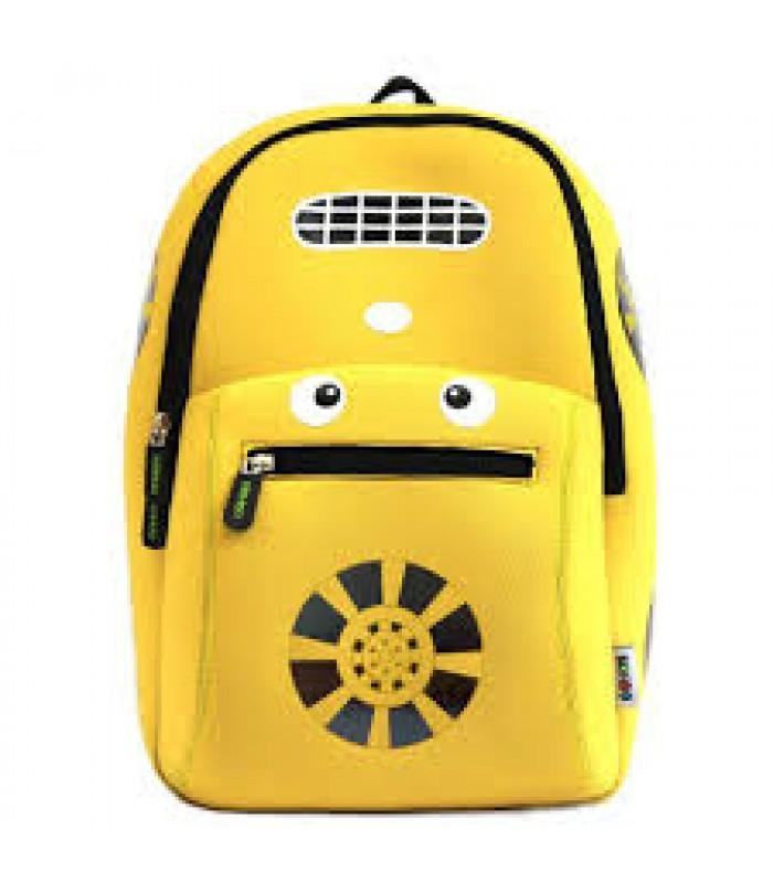 Купить Детский Рюкзак Машина Желтый