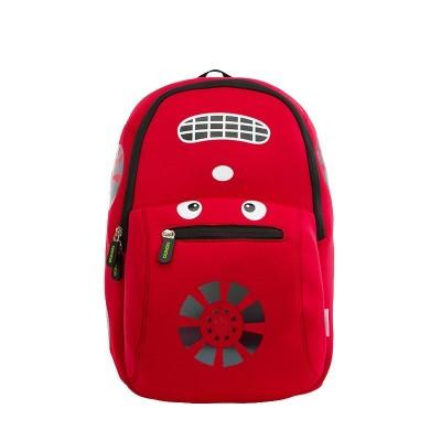 Детский Рюкзак Машина Красный