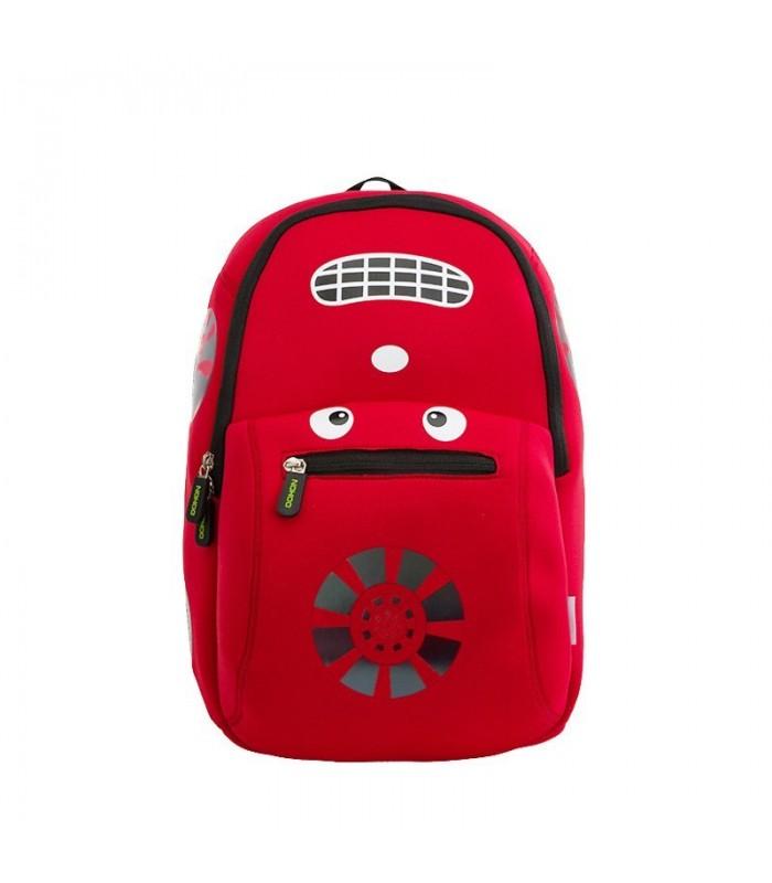 Купить Детский Рюкзак Машина Красный