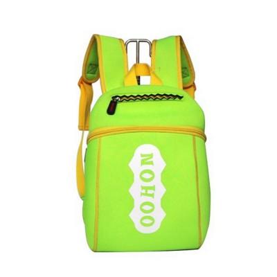 Детский Рюкзак - NOHOO Style Зеленый