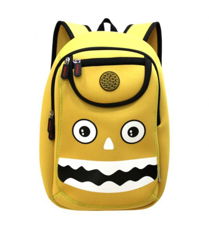 Купить Детский Рюкзак NOHOO Style Желтый