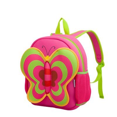 Детский Рюкзак Бабочка Розовый