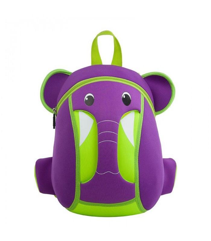 Купить Детский Рюкзак Small Слон Фиолетовый