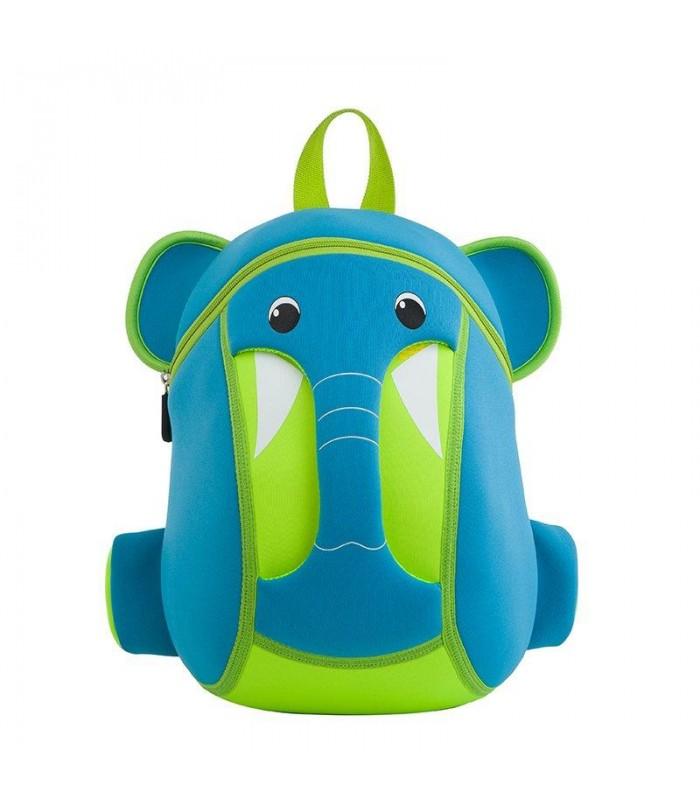 Купить Детский Рюкзак Small Слон Голубой