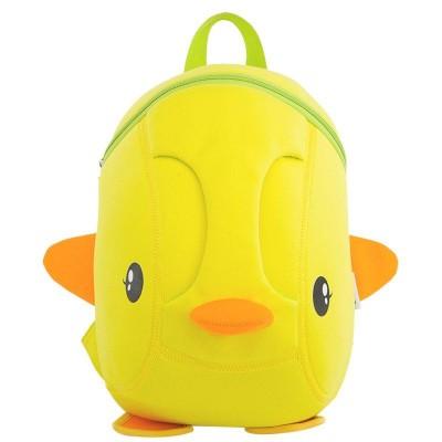 Детский Рюкзак Уточка Желтый