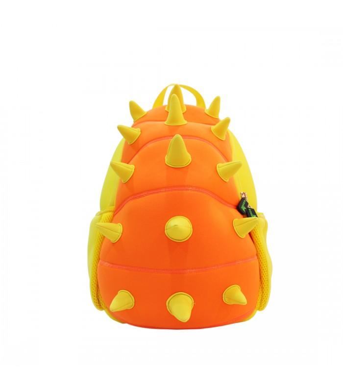 Купить Детский Рюкзак Шипастик Оранжевый