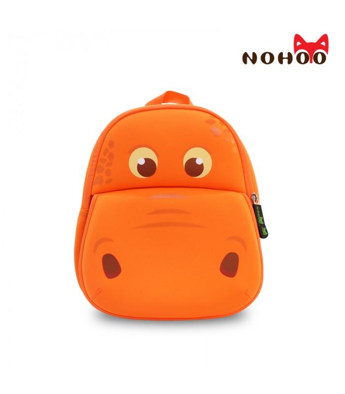 Купить Детский Рюкзак - Бегемотик Оранжевый