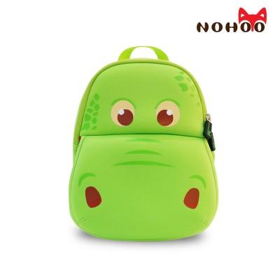 Детский Рюкзак - Бегемотик Зеленый