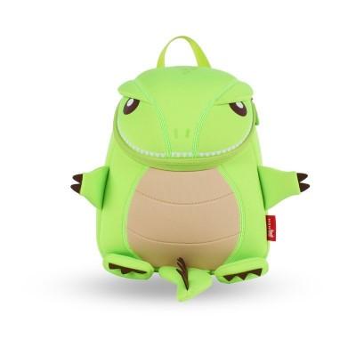 Детский Рюкзак Маленький Динозавр Зеленый