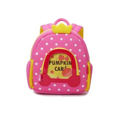 Детский Рюкзак Princess Машина Розовый