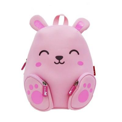 Детский Рюкзак - Котик Розовый