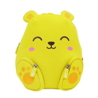 Детский Рюкзак - Котик Желтый