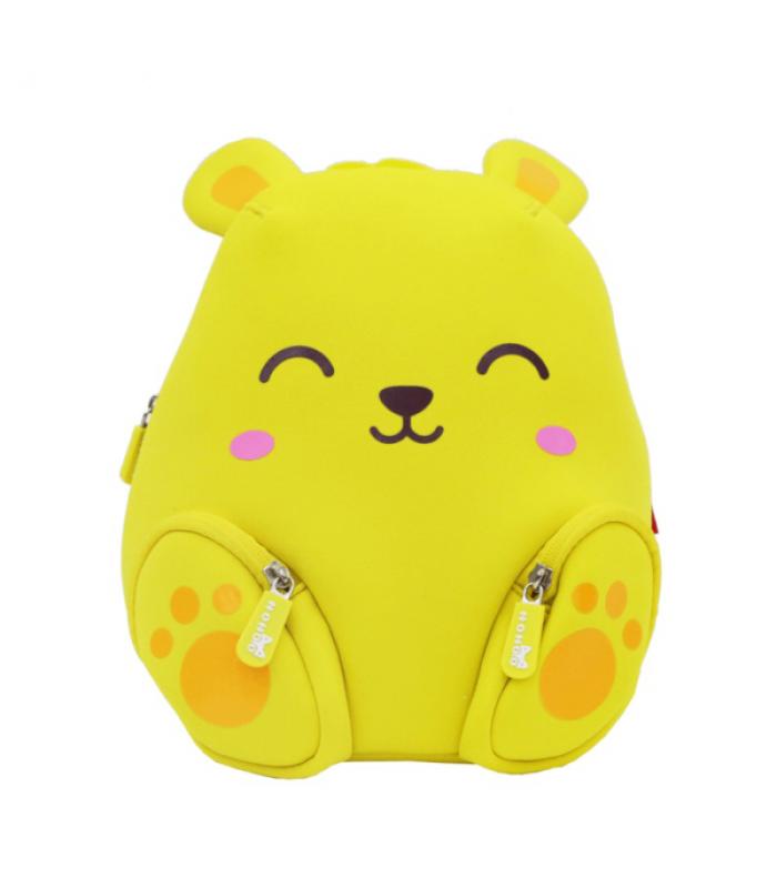 Купить Детский Рюкзак - Котик Желтый