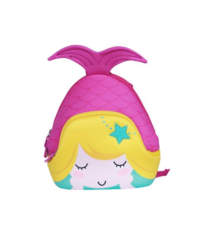 Купить Детский Рюкзак - Nohoo Русалчка Розовый
