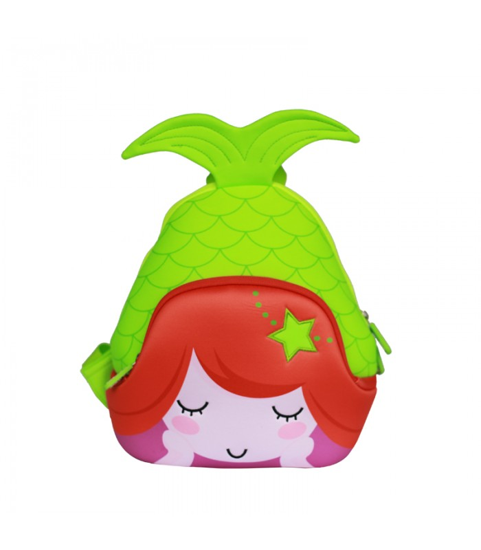 Купить Детский Рюкзак - Nohoo Русалочка Салатовый