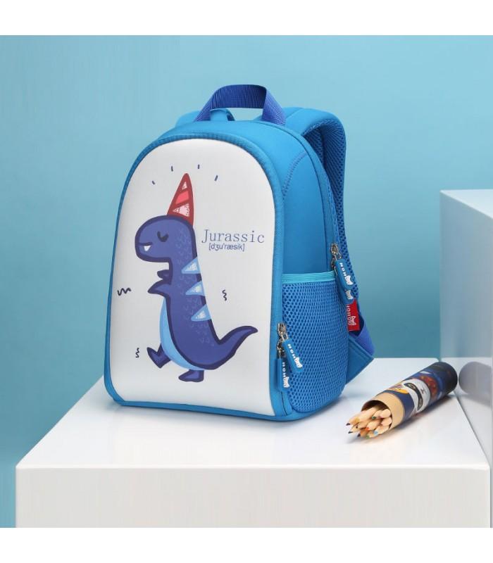 Купить Рюкзак Динозавр Синий