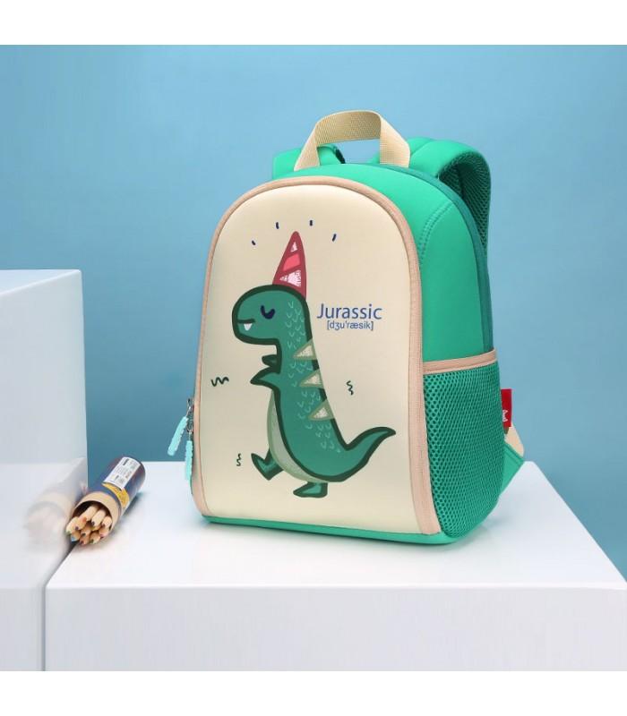 Купить Рюкзак Динозавр Зеленый