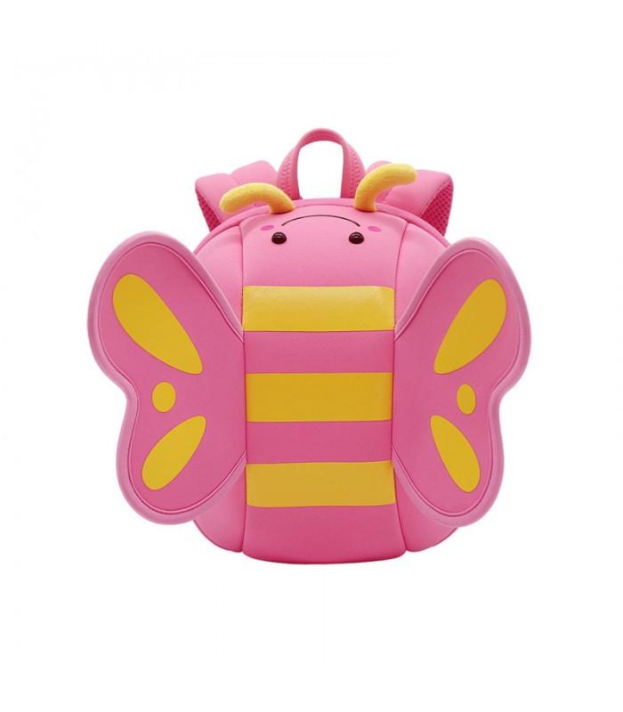 Купить Рюкзак Бабочка Nohoo Розовый