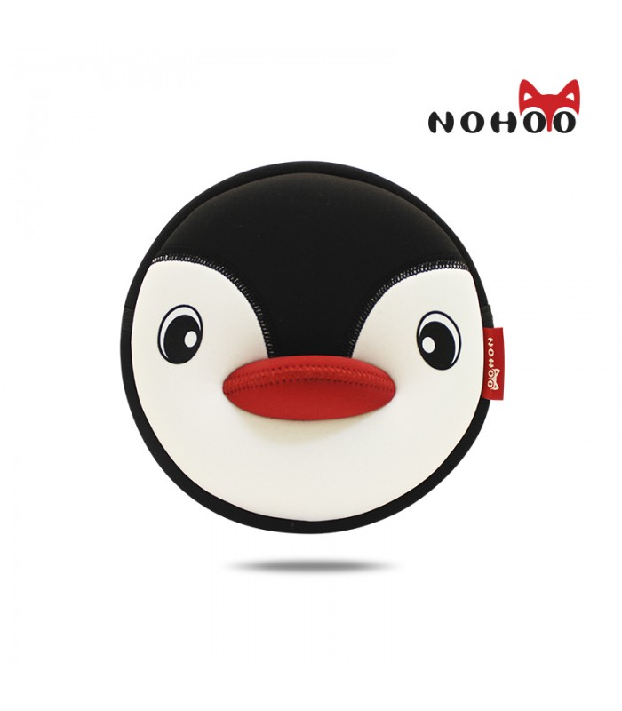 Купить Детская сумочка Пингвин Черная