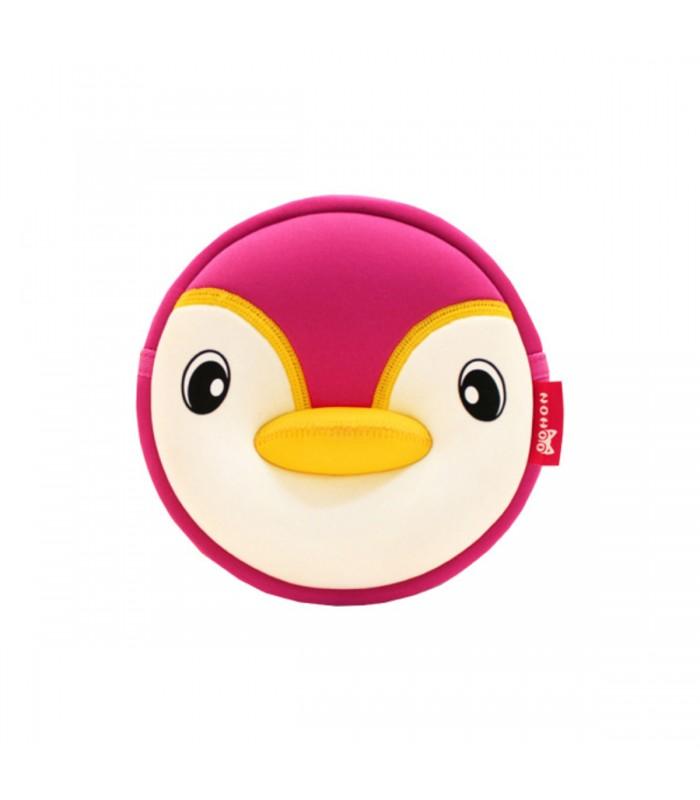 Купить Детская сумочка Пингвин Розовая