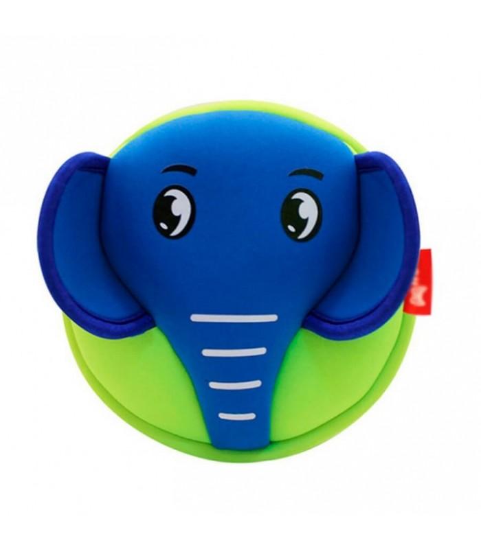 Купить  Детская сумочка Слон Синий с зеленым