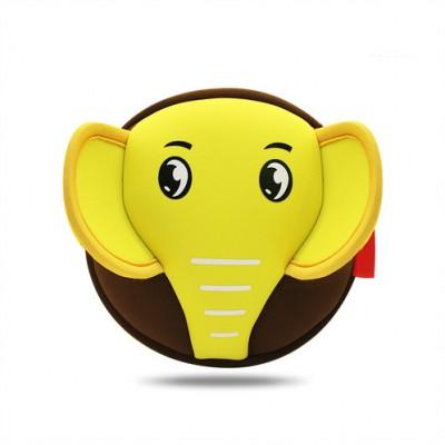 Детская сумочка Слон Коричневый с желтым