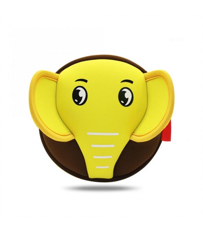 Купить  Детская сумочка Слон Коричневый с желтым