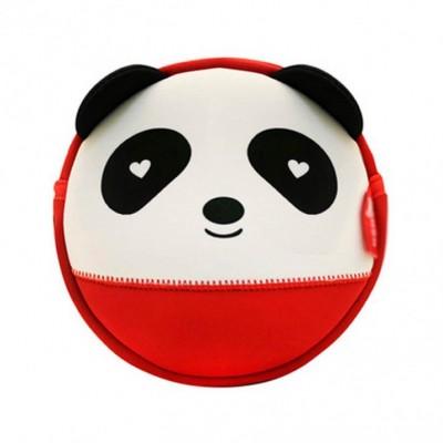 Детская сумочка Панда Красная