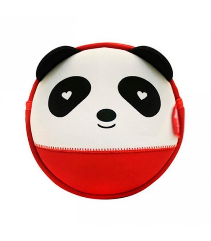Купить Детская сумочка Панда Красная