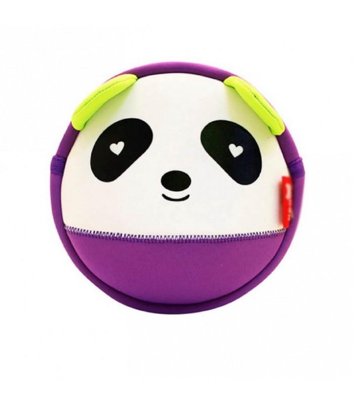 Купить Детская сумочка Панда Фиолетовая
