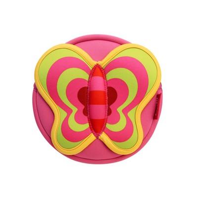 Детская сумочка Бабочка Розовая