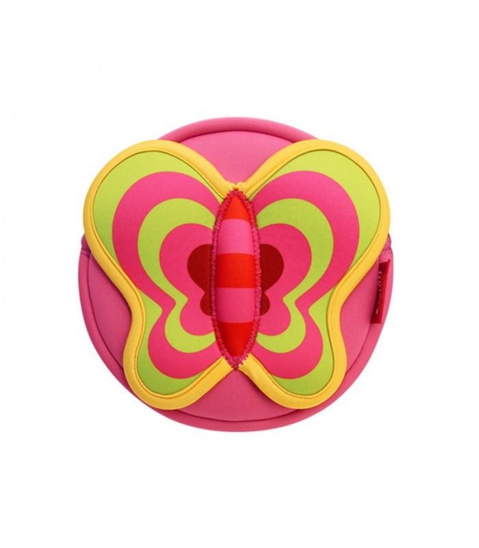 Купить Детская сумочка Бабочка Розовая
