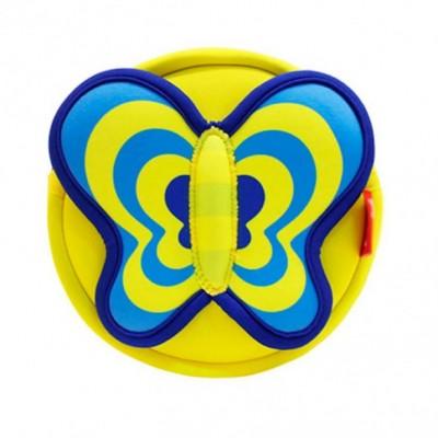 Детская сумочка Бабочка Желтая