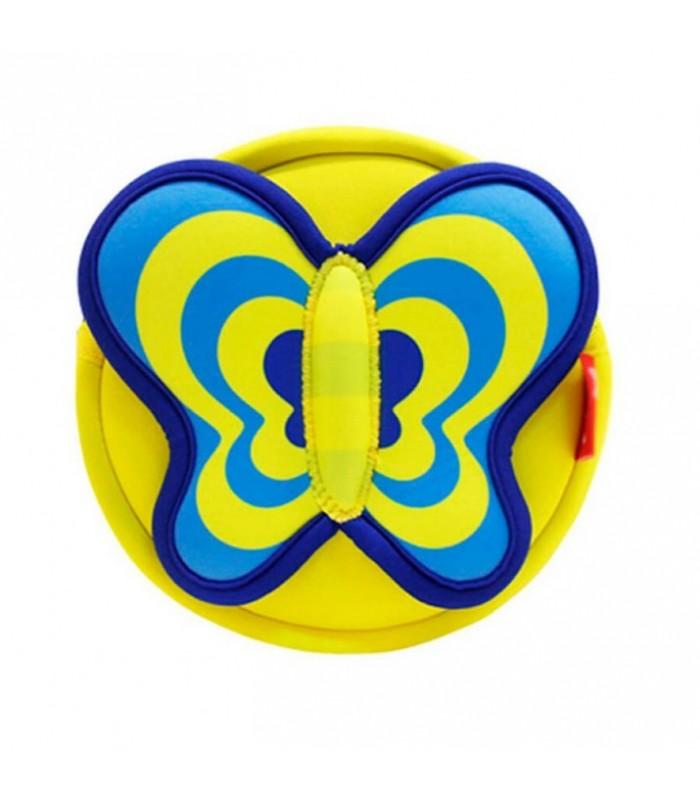 Купить Детская сумочка Бабочка Желтая