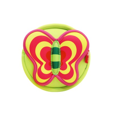 Детская сумочка Бабочка Зеленая