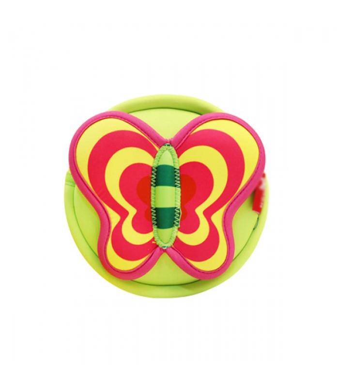 Купить Детская сумочка Бабочка Зеленая
