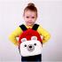 Детский Рюкзак Мишка Маленький - фото 5
