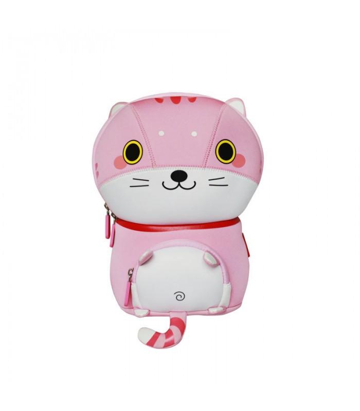 Купить Рюкзак Кошка Розовый